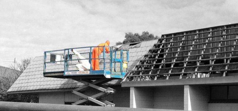 Asbestos Removal Murrihy Demolitions
