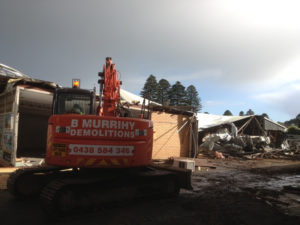 murrihy-demolitions-bendigo-bank-port-fairy-2